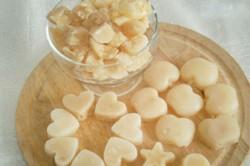 Příprava receptu Mléčné bonbóny pro nejmenší, krok 3
