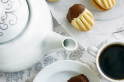 Příprava receptu Křehoučké máslové sušenky, krok 13