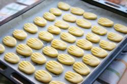 Příprava receptu Křehoučké máslové sušenky, krok 8