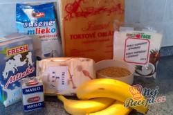 Příprava receptu Roláda z dortových oplatek, krok 1