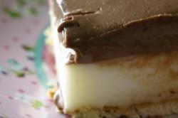 Příprava receptu Fenomenální MONTE dort bez pečení, krok 1