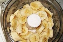 Příprava receptu Tvarohové sladké pokušení s banány, krok 1