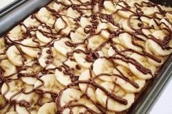 Příprava receptu Tvarohové sladké pokušení s banány, krok 4