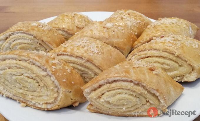 Recept Ořechové tornádo ze zakysané smetany