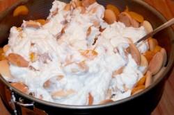 Příprava receptu Nepečený mandarinkový dort krok za krokem, krok 4