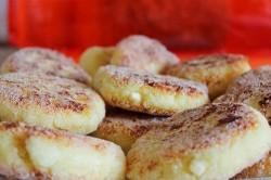 Příprava receptu Tvarohové koláčky s dětskou krupicí bez mouky, krok 5