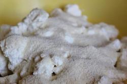 Příprava receptu Tvarohové koláčky s dětskou krupicí bez mouky, krok 1