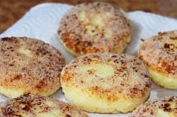 Příprava receptu Tvarohové koláčky s dětskou krupicí bez mouky, krok 6