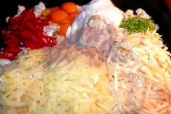 Příprava receptu Zapečený květák se sýrem, krok 2