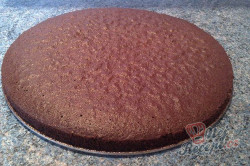 Příprava receptu Výborný jablečný koláč se sněhovou peřinkou, krok 4