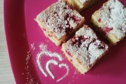Příprava receptu Rychlá ovocná bublanina, krok 1