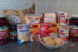 Výborný višňový koláč (Fotorecept), krok 1
