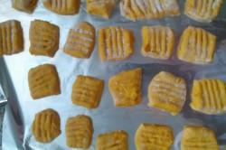 Příprava receptu Dýňové noky se špenátem, krok 4