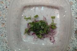 Příprava receptu Bulgurový salát s dýní - fotopostup, krok 4