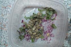 Příprava receptu Bulgurový salát s dýní - fotopostup, krok 5