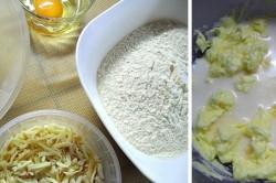 Příprava receptu Fenomenální slané sýrové tyčinky, krok 1