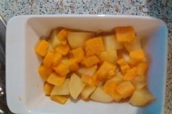 Příprava receptu Kuřecí prsa s bylinkovým jogurtem, krok 4