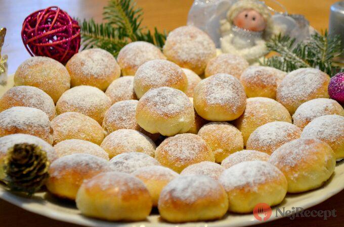 Recept Kynuté vánoční bochánky