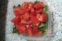 Příprava receptu Teplý bulgurový salát s tuňákem, krok 3