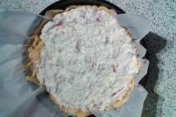 Příprava receptu Slaný ricottový koláč, krok 4