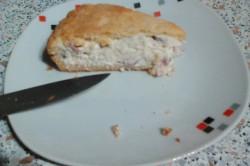 Příprava receptu Slaný ricottový koláč, krok 8