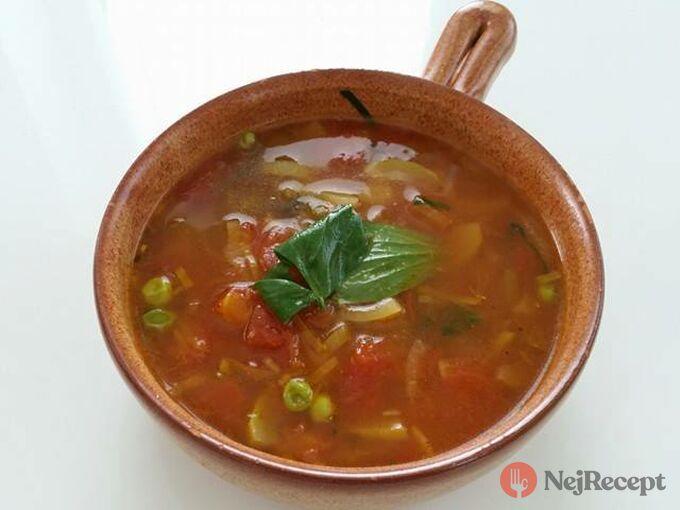 Recept Argentinská ostrá fazolová polévka