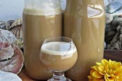 Příprava receptu Domácí cappuccino likér, krok 1
