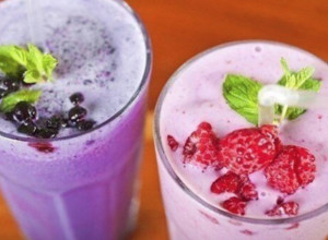 Smoothies a shake