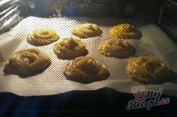 Příprava receptu Vynikajíci větrníky z odpalovaného těsta, krok 4