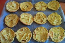 Příprava receptu Vynikajíci větrníky z odpalovaného těsta, krok 5