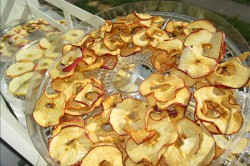 Příprava receptu Sušené jablečné chipsy, krok 4