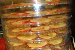 Příprava receptu Sušené jablečné chipsy, krok 3