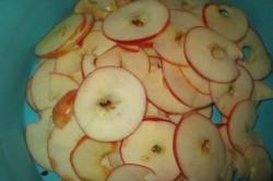 Příprava receptu Sušené jablečné chipsy, krok 2
