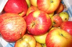 Příprava receptu Sušené jablečné chipsy, krok 1