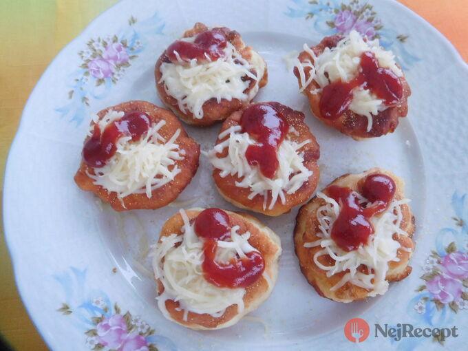 Recept Langošky - jednohubky