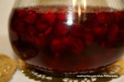 Příprava receptu Domácí brusinkový sváteční likér, krok 1