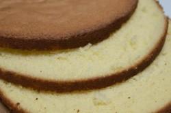 Příprava receptu Jednoduchý a chutný RAFFAELLO dort, krok 4