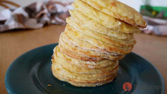 Recept Mini bramborové placky z trouby