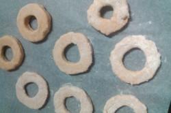 Příprava receptu Donuty – těsto, krok 1