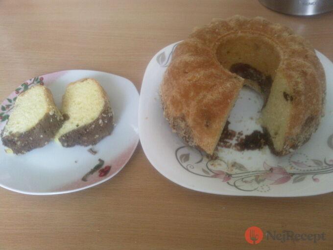 Recept Šlehačková bábovka