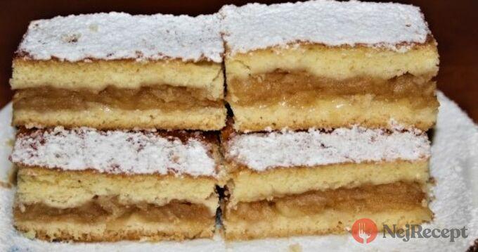 Recept Babiččina klasika - Výborný jablečný koláč
