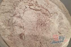Příprava receptu Plněné perníčky v čokoládě - FOTOPOSTUP, krok 2