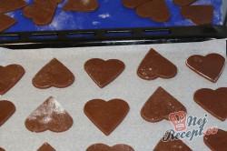 Příprava receptu Plněné perníčky v čokoládě - FOTOPOSTUP, krok 7