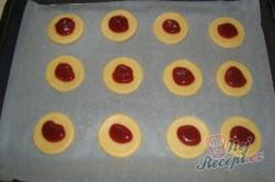 Příprava receptu Kolečka s ořechovým sněhem, krok 3