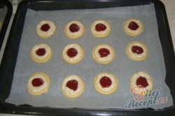 Příprava receptu Kolečka s ořechovým sněhem, krok 4