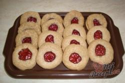Příprava receptu Kolečka s ořechovým sněhem, krok 5