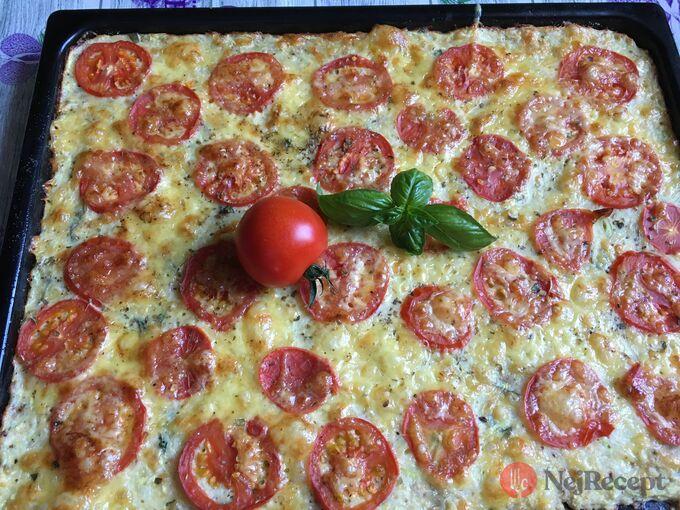 Recept Neodolatelná cuketová pizza