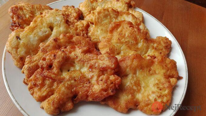 Recept Smažené kuřecí placky - jemné a velmi chutné