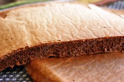 Příprava receptu Kakaové dortíky s tvarohovým krémem, krok 7