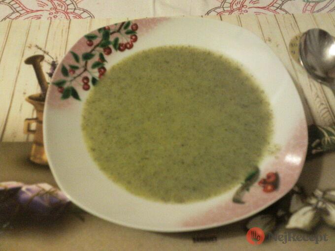 Recept Brokolicový krém